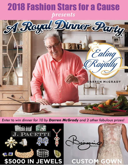 2018 Royal Dinner Party Raffle
