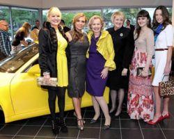 Regina Bruce, Melody Rogers( Fresh Face 2013), Yvonne Crum, Margie Wright, Heather Lettieri, Lisa Petty (former Fresh Face)